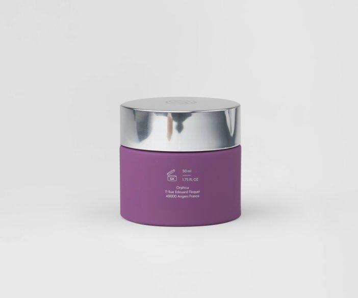 Orphica - Przeciwzmarszczkowy krem na noc stymulujący  produkcję kolagenu i elastyny w komórkach skóry