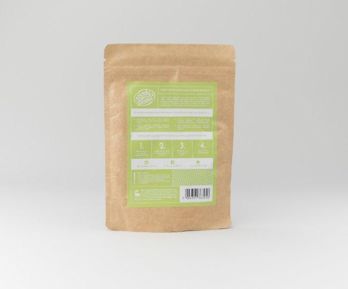 Body Boom - Peeling kawowy Boskie Mango dla sprężystej i nawilżonej skóry