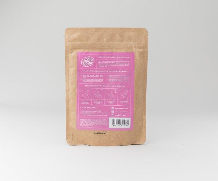 Body Boom - Peeling kawowy Uwodzicielski Oryginał z najlepszej kawy i wielu naturalnych składników