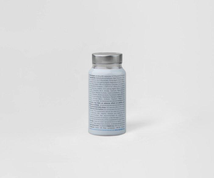 Halier - Nutrikosmetyk w formie miękkich kapsułek dla kobiet z włosami skłonnymi do nadmiernego wypadania, przesuszania się i łamania