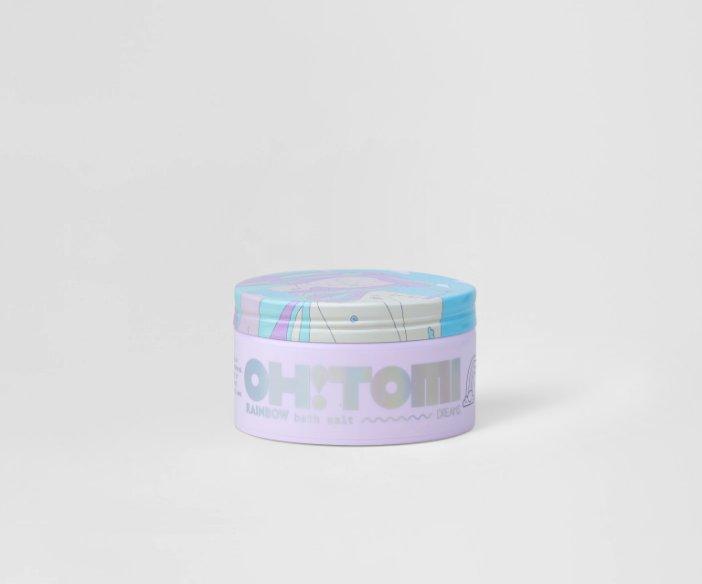 Oh!Tomi - Sól do kąpieli  w czterech wariantach zapachowych. Kolekcja Dreams