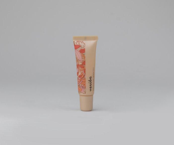 Resibo - Kojący balsam do ust z unikalną kombinacją naturalnych roślinnych wosków