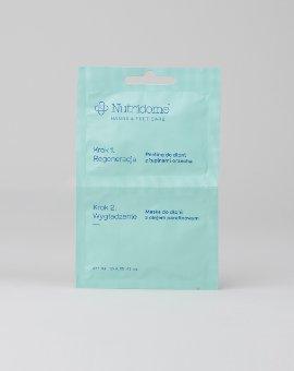 Nutridome - Dwufazowa parafinowa kuracja do rąk dla przesuszonej skóry dłoni