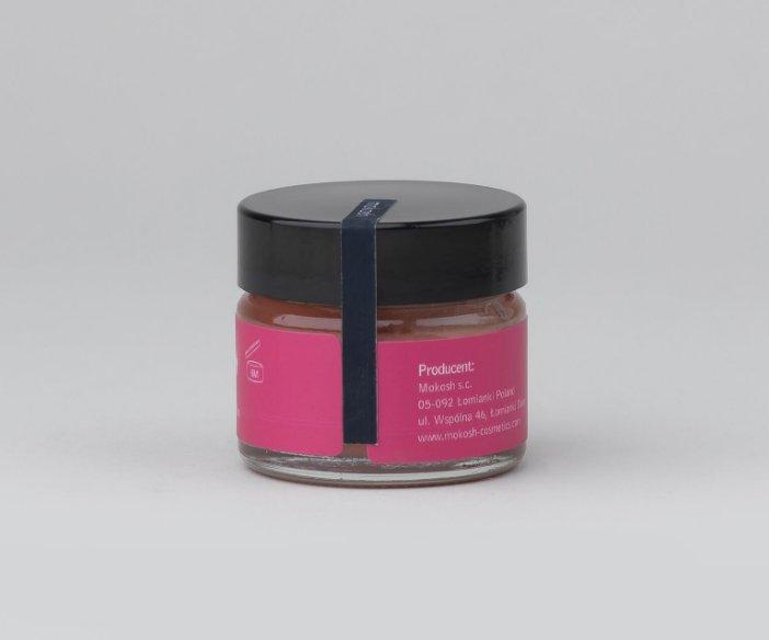 Mokosh - Balsam pielęgnacji i makijażu ust o długotrwałym działaniu nawilżającym