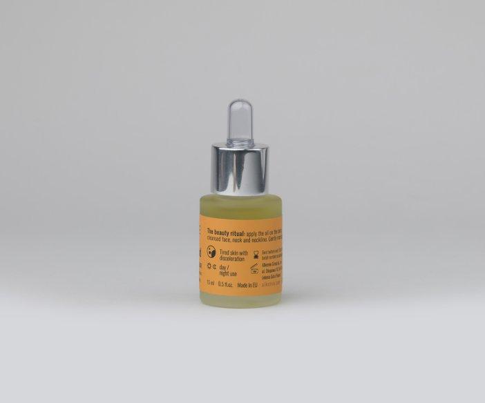 Alkemie - Multiwitaminowy olejek z superowocami o silnym działaniu antyoksydacyjnym