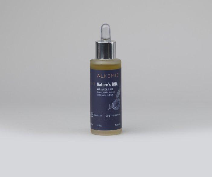 Alkemie - Redukujący zmarszczki, odmładzający eliksir olejowy