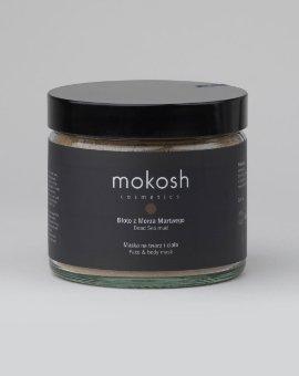 Mokosh - Maska na twarz i ciało Błoto z Morza Martwego o działaniu wyszczuplającym i antycellulitowym
