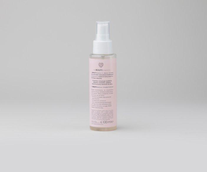 Miya Cosmetics - Aktywna esencja do twarzy w lekkiej mgiełce o działaniu odżywiającym, nawilżającym i rozświetlającym