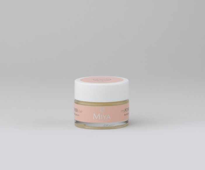 Miya Cosmetics - Serum rewitalizujące dodające skórze energii i blasku