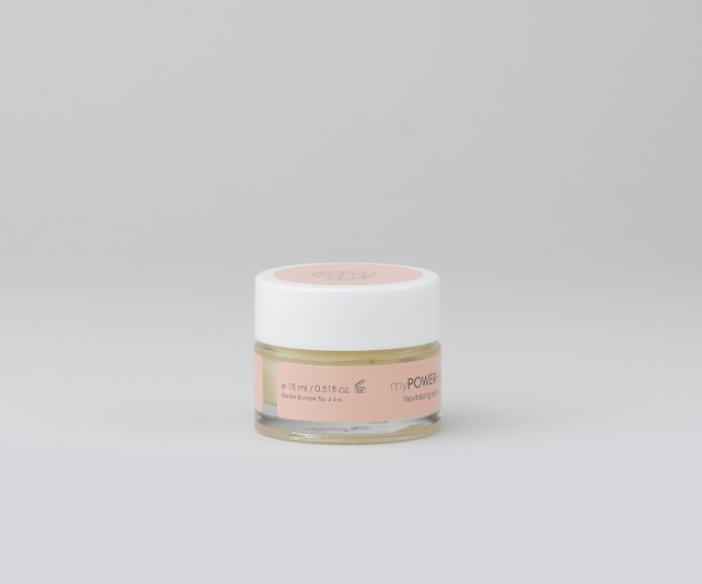 Miya Cosmetics - Serum rewitalizujące, dodające skórze energii i blasku w małym, poręcznym opakowaniu
