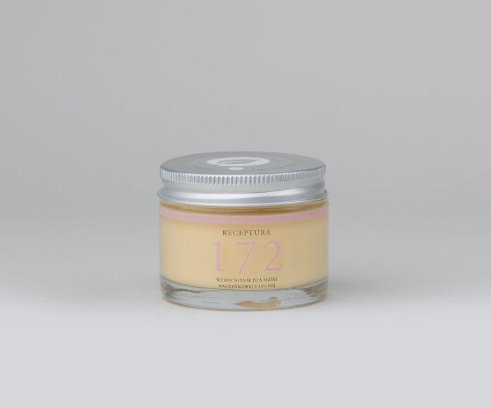 Make Me Bio - Wzmacniający krem dla skóry naczynkowej i suchej