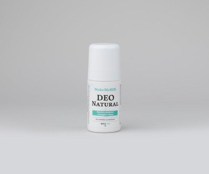 Make Me Bio - Naturalny dezodorant z wyciągiem z aloesu do każdego rodzaju skóry