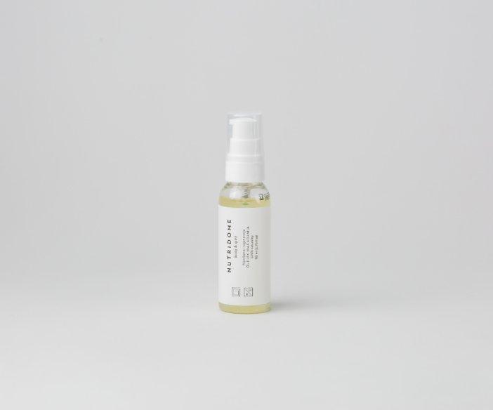 Nutridome - Nawilżający i regenerujący 100% olejek macadamia do włosów