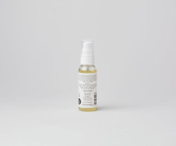 Nutridome - Nawilżający i wygładzający 100% naturalny olejek arganowy do włosów