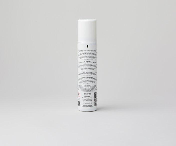 Nutridome - Suchy szampon do włosów przywraca odświeżenie i objętość
