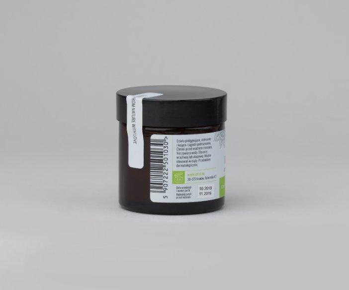 Iossi - Regenerujący, bezwodny krem z olejem konopnym i masłem shea