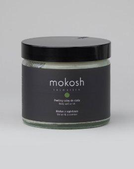 Mokosh - Głęboko oczyszczający peeling do ciała z naturalnymi kryształkami soli z Morza Martwego