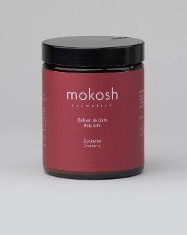 Mokosh - Aromatyczny balsam do ciała Żurawina o odżywczo-ujędrniającym działaniu na bazie naturalnych olei i ekstraktów roślinnych