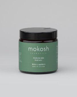 Mokosh - Bogate w aktywne składniki masło do ciała o zapachu melona i ogórka