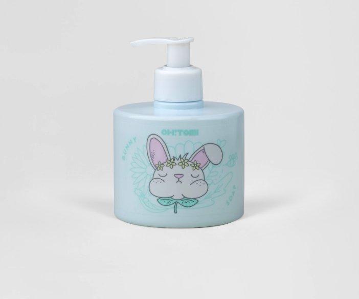 Oh!Tomi - Naturalne mydło w płynie do rąk o słodko-świeżych aromatach