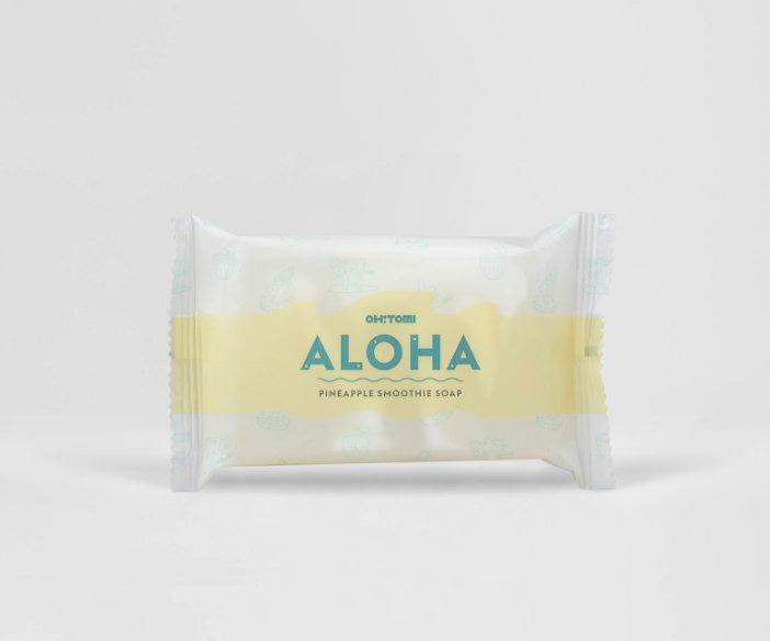 Oh!Tomi - Ręcznie robione mydło w kostce w 6 wariantach zapachowych