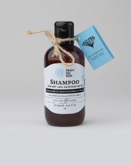 Make Me Bio - Delikatny szampon do włosów suchych i zniszczonych z roślinnymi ekstraktami