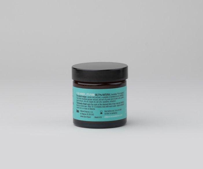 Alkemie - 10-minutowa maska ratunkowa dla skóry suchej i wrażliwej