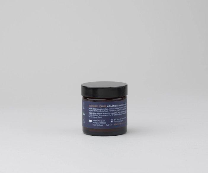 Alkemie - Biomimetyczna maska liftingująco-odmładzająca z wyciągiem ze śnieżnej algi