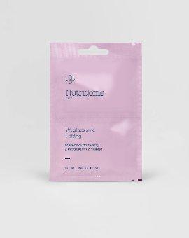 Nutridome - Wygładzające, liftingujące, wzmacniające maseczki do twarzy w kremie