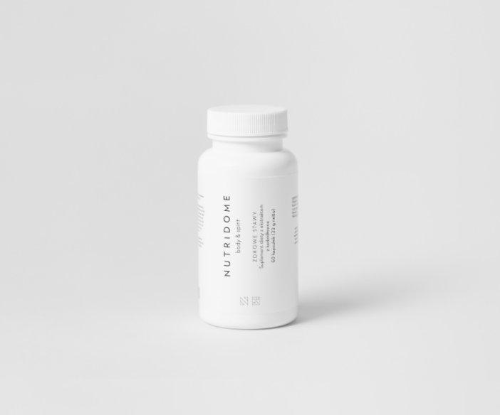 Nutridome - Suplement diety z ekstraktem z kadzidłowca poprawiający funkcjonowanie chrząstek i kości