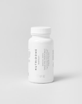 Nutridome - Suplement diety z kolagenem  typu II dla zdrowej, pięknej skóry