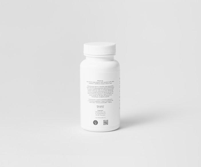 Nutridome - Suplement diety z kompleksem witamin i minerałów dla zdrowia i urody włosów oraz paznokci