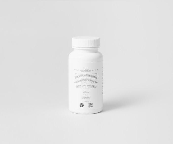 Nutridome - Suplement diety z ekstraktem z liści z melisy lekarskiej dla zdrowego snu