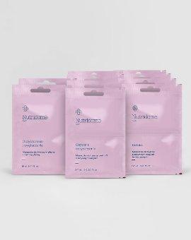 Nutridome - Zestaw maseczek głęboko oczyszczających i regenerujących cerę