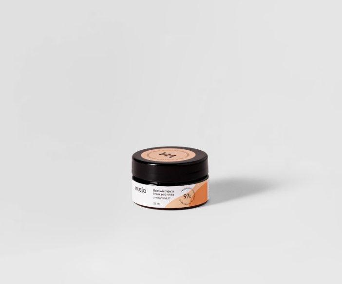 Melo - Naturalny krem pod oczy z ekstraktem z granatu z witaminą C