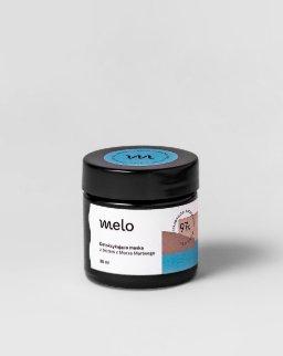 Melo - Maska na bazie błota z Morza Martwego