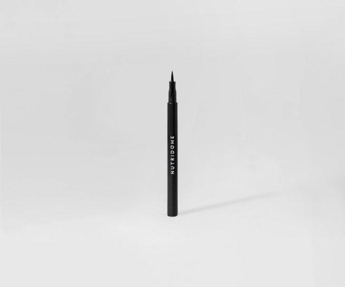 Nutridome - Czarny eyeliner w pisaku