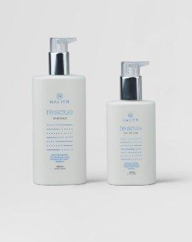 Halier - Zestaw kosmetyków intensywnie nawilżających i odbudowujących suche oraz łamliwe włosy