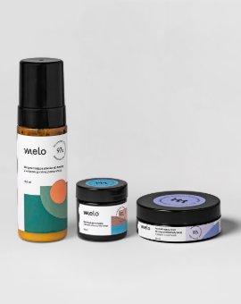 Melo - Kosmetyki o działaniu detoksykującym, oczyszczającym i normalizującym